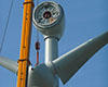Galsworthy wind farm nears completion